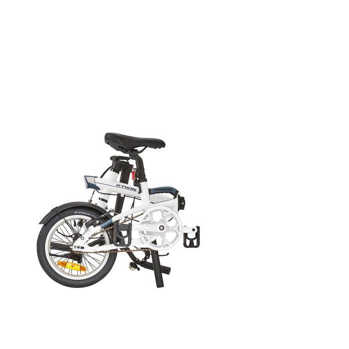 Faltrad Tilt 500 XS weiß