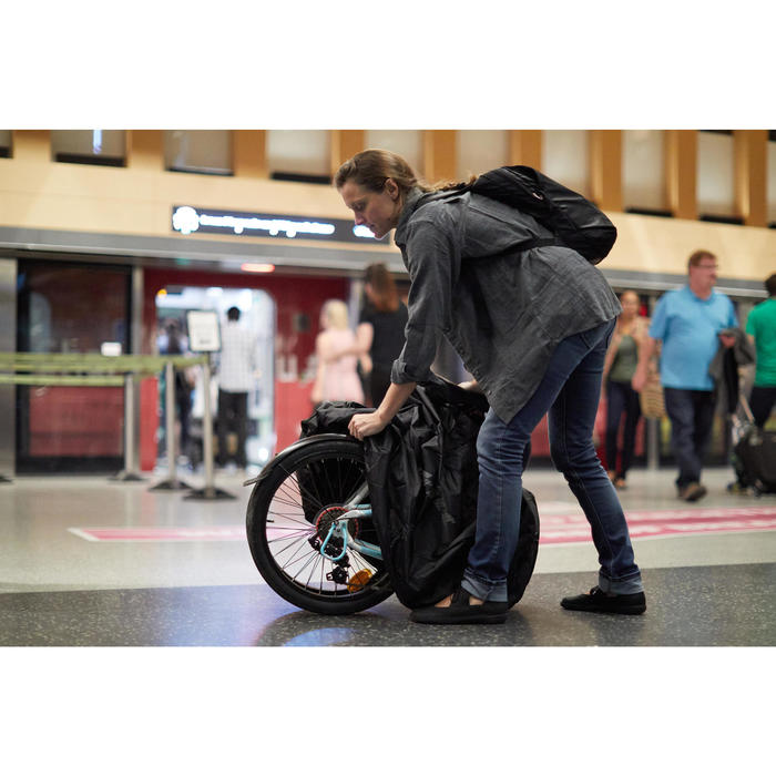 Fahrrad-Transporthülle Schutzhülle Tilt