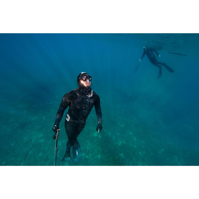 Rekbare Marseillaise loodgordel SPF 500 voor freediving