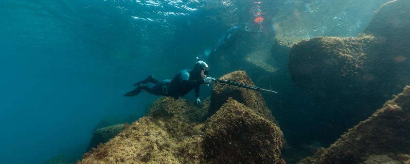bienfaits chasse sous-marine subea decathlon