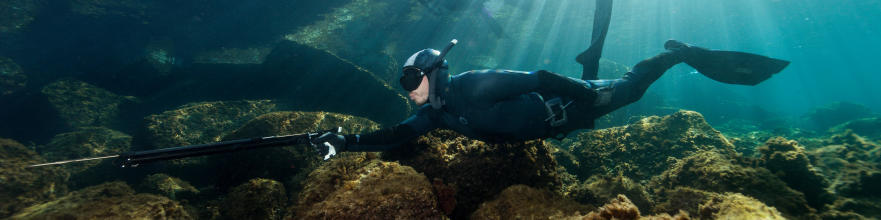 Como escolher os elásticos e os arpões de caça submarina?