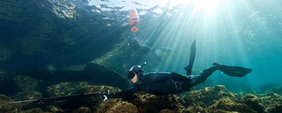 découvrir la chasse sous-marine avec Subea