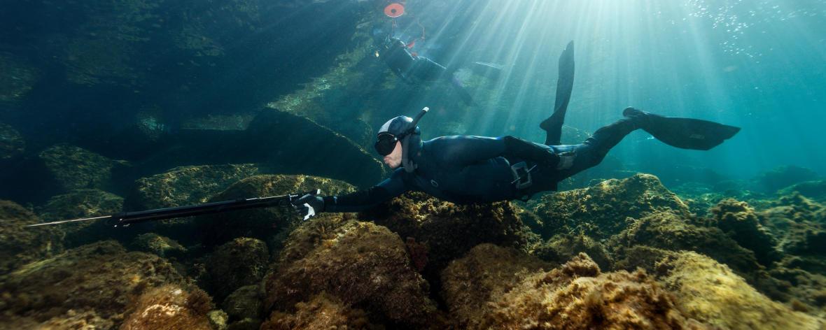 découvrir chasse sous-marine subea decathlon