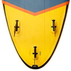 STAND UP PADDLE GONFLABLE DE SURF 500 / 9' JAUNE 175 L