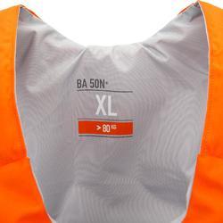 Auftriebsweste BA 50N+ für Kajak SUP Jolle orange