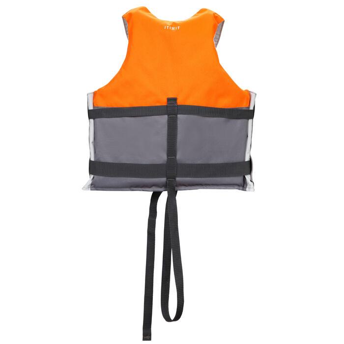 GILET AIDE A LA FLOTTABILITE 50N+  bleu kayak stand up paddle dériveur - 1279032