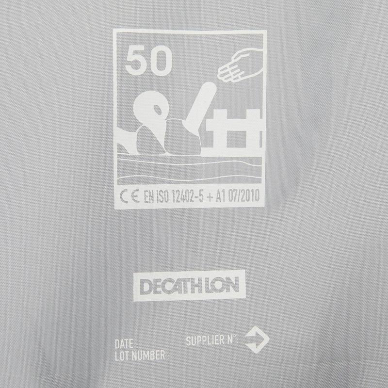 เสื้อพยุงตัวสำหรับพายเรือคายัค กระดานยืนพาย หรือเรือบดเล็กรุ่น BA 50N+ (สีส้ม)