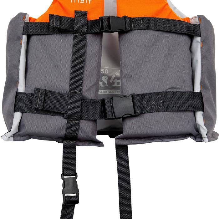 GILET AIDE A LA FLOTTABILITE 50N+  bleu kayak stand up paddle dériveur - 1279058
