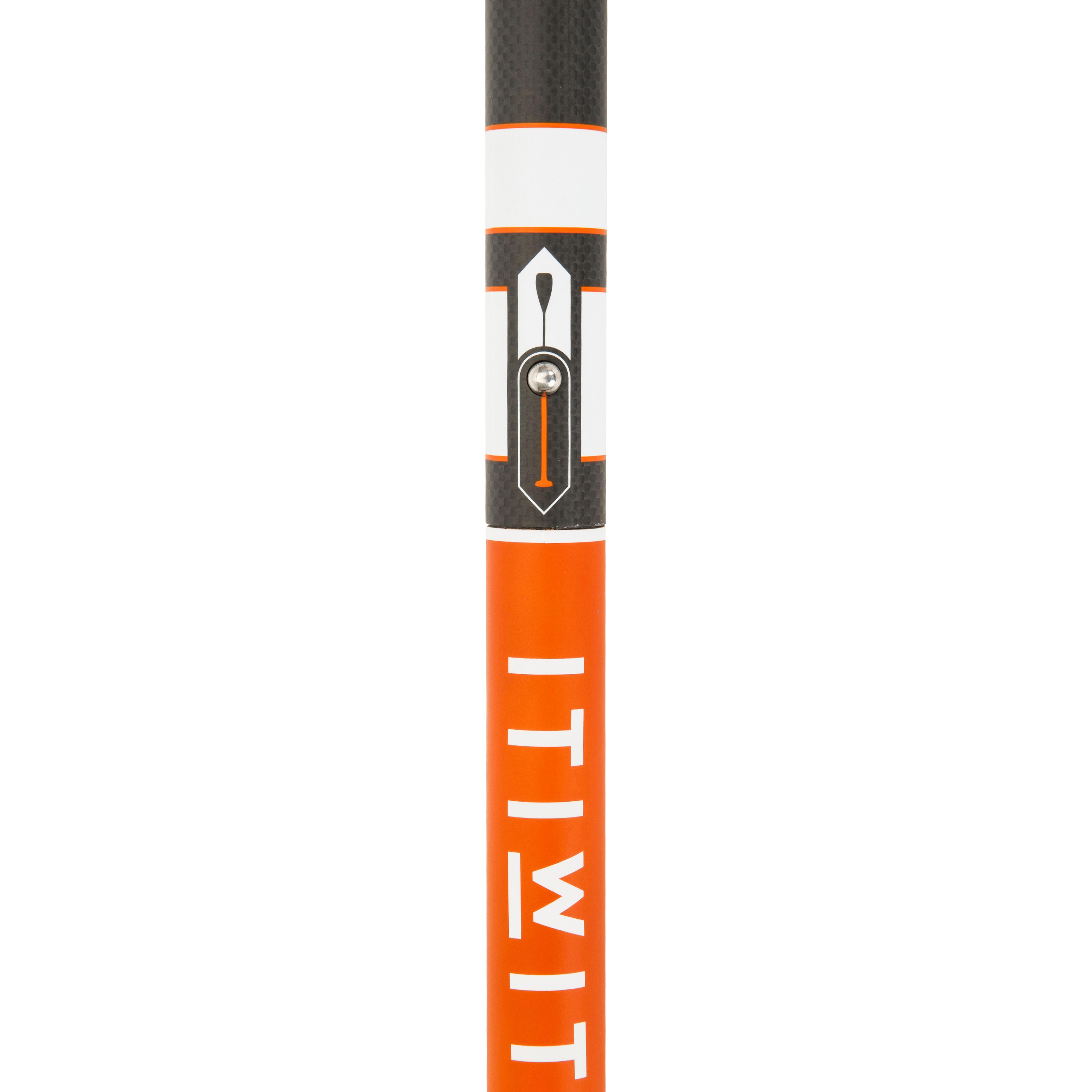 PAGAIE STAND UP PADDLE 500 TUBE CARBONE DÉMONTABLE RÉGLABLE 170-210 CM