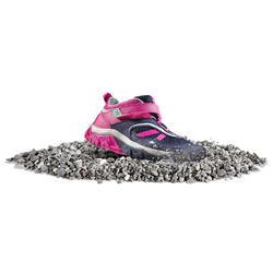 Crossrock Kids Walking Shoes - Blue/Pink