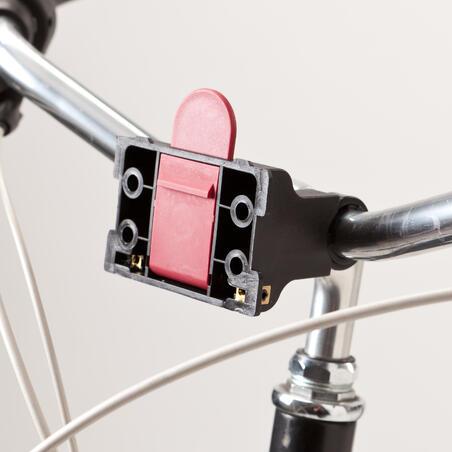 10 L Flexible Front Bike Basket