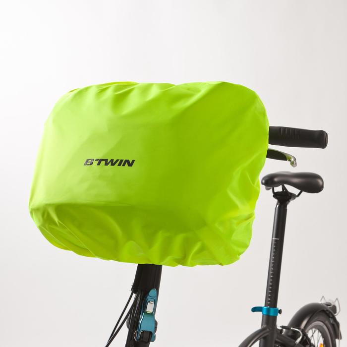 fahrradtasche 900 zur befestigung am lenker b 39 twin decathlon. Black Bedroom Furniture Sets. Home Design Ideas