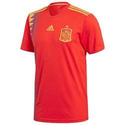 Camiseta réplica de fútbol niños España rojo