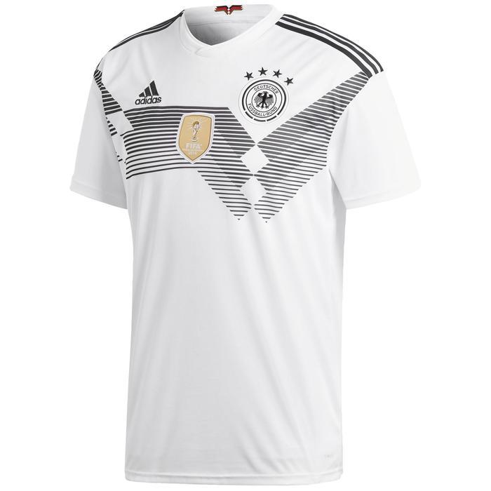 Maillot réplique football enfant Allemagne domicile 2018 blanc - 1279147