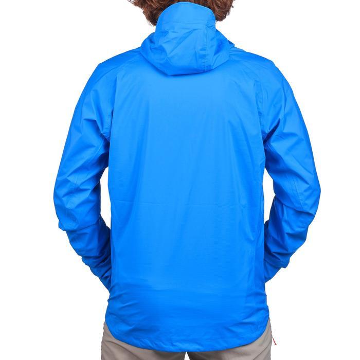 Veste imperméable de randonnée rapide Homme FH500 Helium Rain - 1279292