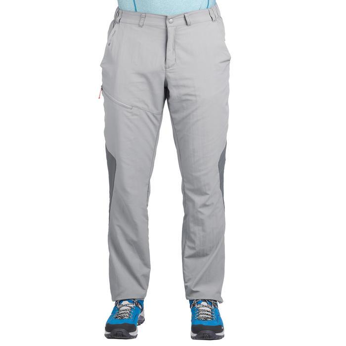 Pantalon Randonnée Montagne MH100 homme Gris - 1279293