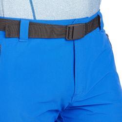 Short de randonnée montagne MH500 court homme bleu clair