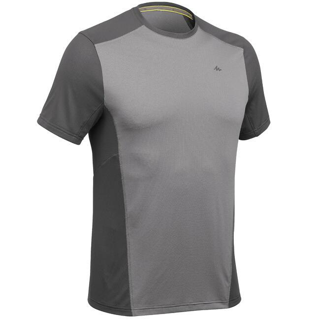 Men's T shirt MH500 - Grey