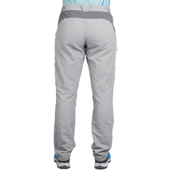 Pantalon Randonnée Montagne MH100 homme Gris - 1279338