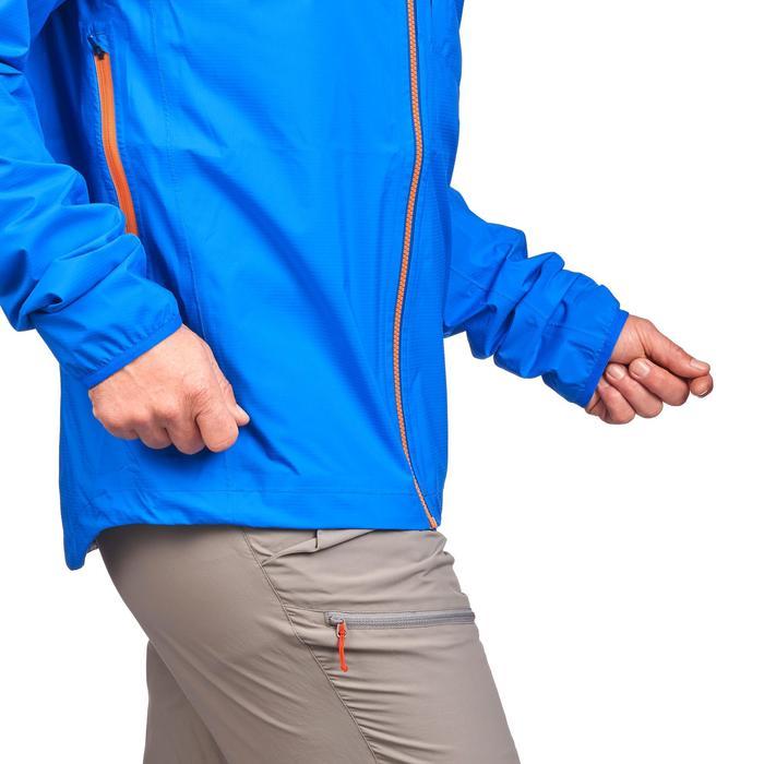 Veste imperméable de randonnée rapide Homme FH500 Helium Rain - 1279346
