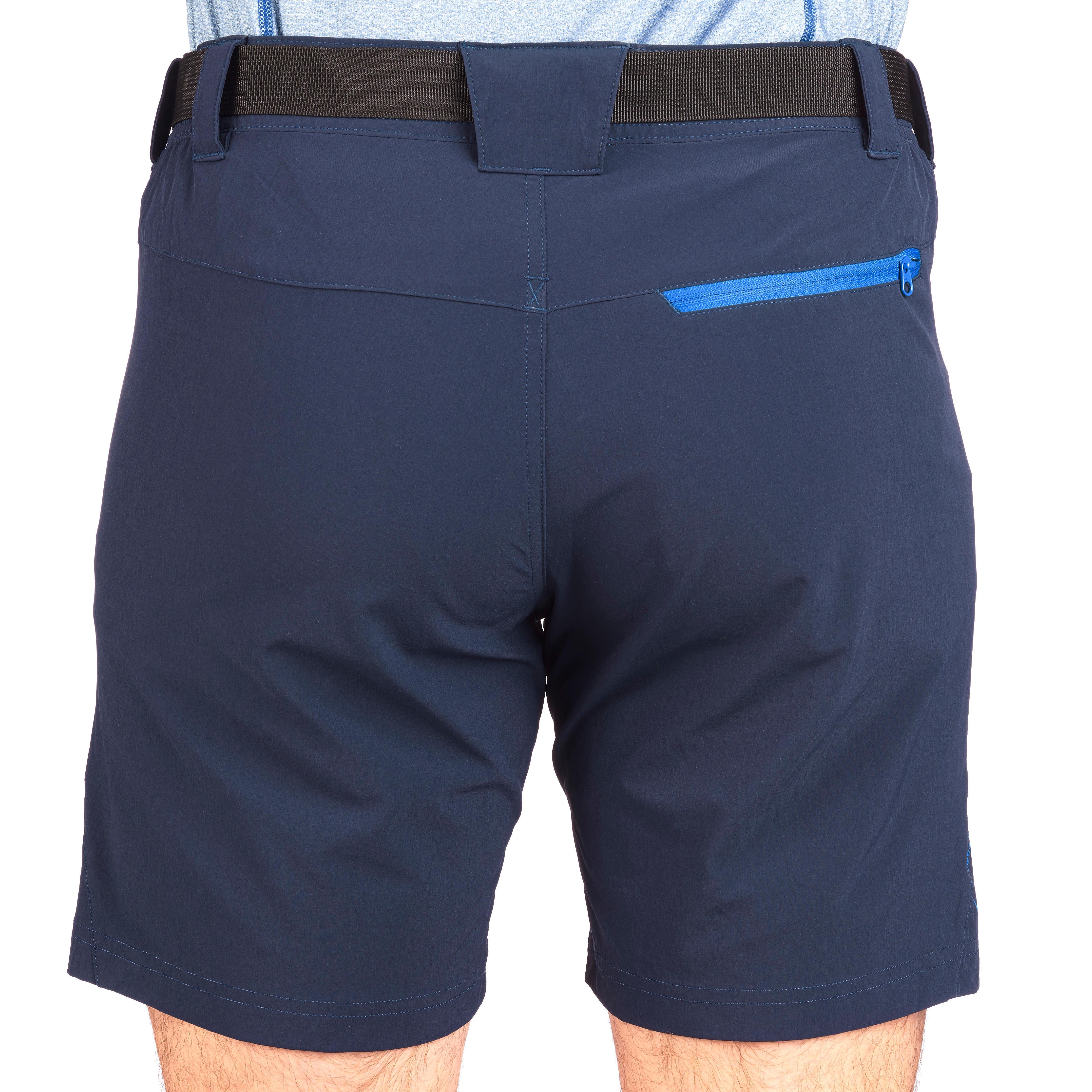 MH500 Men's Short Mountain Walking Shorts - Navy.
