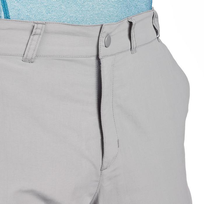 Pantalon Randonnée Montagne MH100 homme Gris
