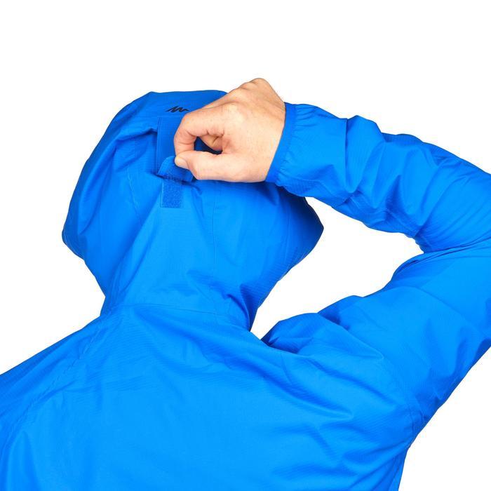 Veste imperméable de randonnée rapide Homme FH500 Helium Rain - 1279369