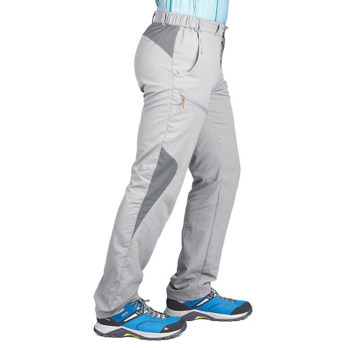Pantalon Randonnée Montagne MH100 homme Gris - 1279370