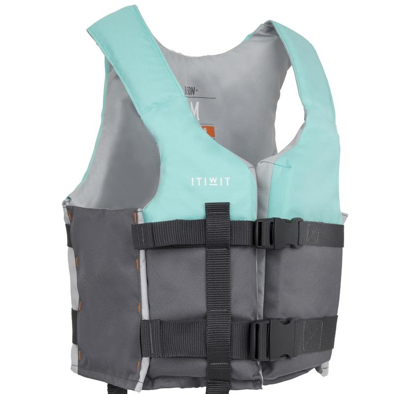 BA 50N+ Kayak, Stand-Up-Paddle and Dinghy Buoyancy Aid - Blue