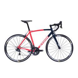 Racefiets / wielrenfiets Ultra 920 Shimano Ultegra rood/blauw