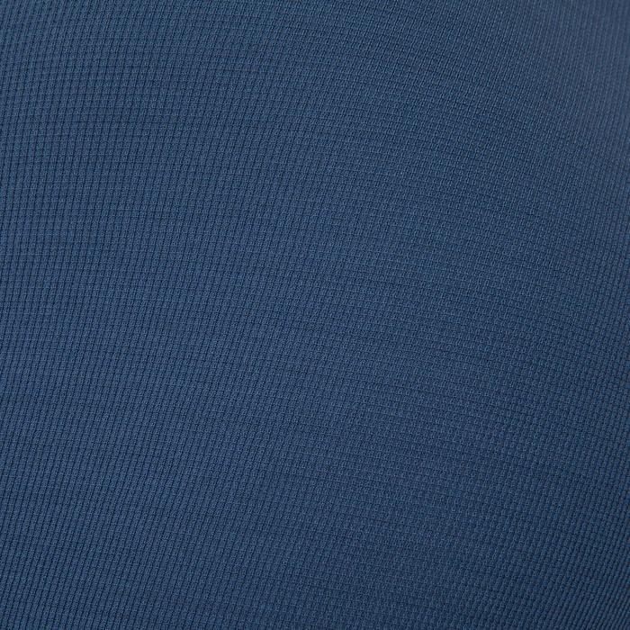 Herenshort voor kajakken en suppen 500 neopreen 2 mm blauw