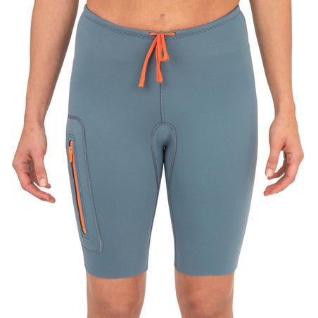 Canoeing, Kayaking & Paddleboarding Shorts - Blue