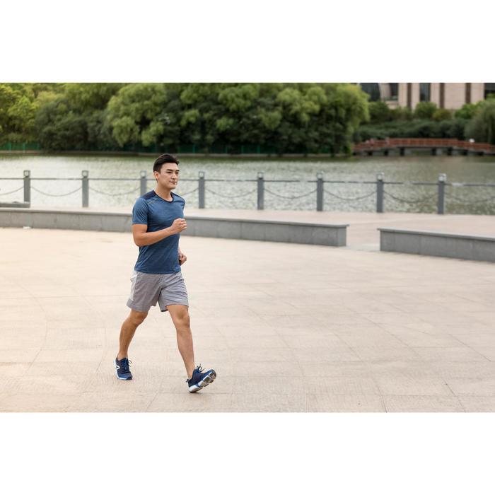 Chaussures marche sportive homme PW 590 Xtense gris / jaune - 1279604