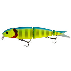 LEURRE PÊCHE DES CARNASSIERS 4PLAY LOWRIDER 190 BLUE TIGER
