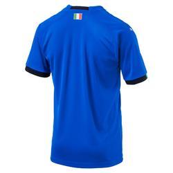 Voetbalshirt Italië thuisshirt 18/19 voor kinderen blauw