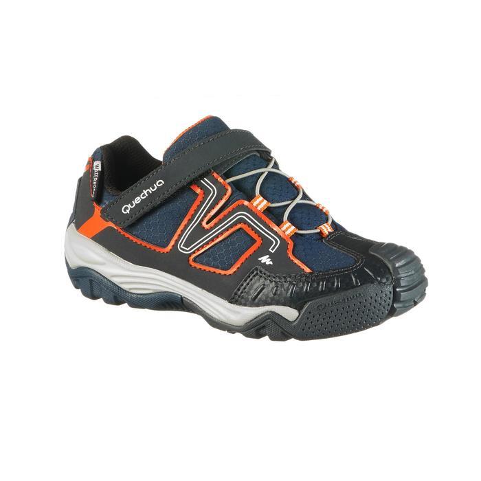 Chaussures de randonnée enfant Crossrock imperméables - 1279744
