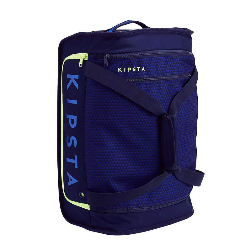 Borse sport collett. Sport di squadra - Trolley ESSENTIAL 30L blu KIPSTA - Borse, pettorine, ostacoli e accessori