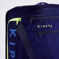Trolley Bolsa Maleta Kipsta 30L Azul Marino Amarillo