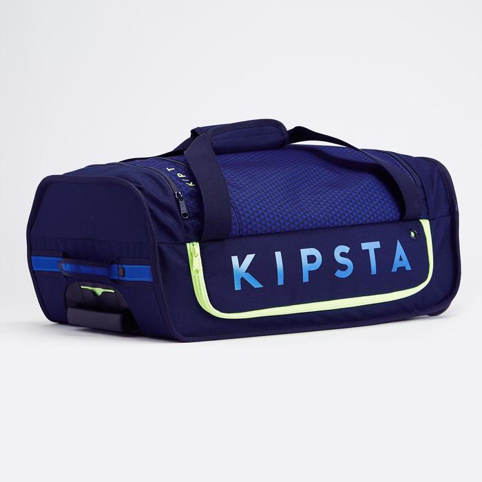 Trolley Kipsta 30L Azul Marino Amarillo