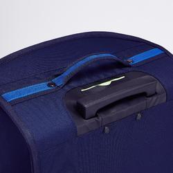 Sporttasche Trolley Classic 30Liter blau/gelb