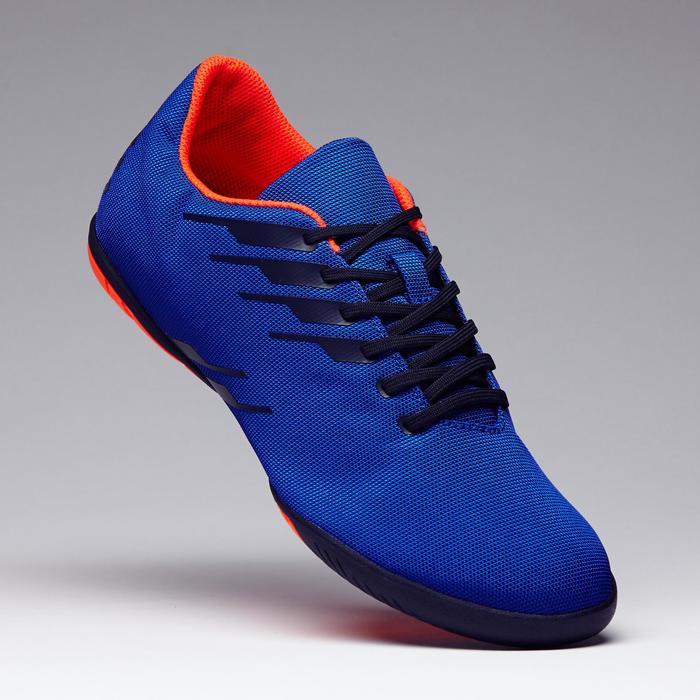 Chaussure de futsal adulte CLR 300 HG sala bleue - 1279780