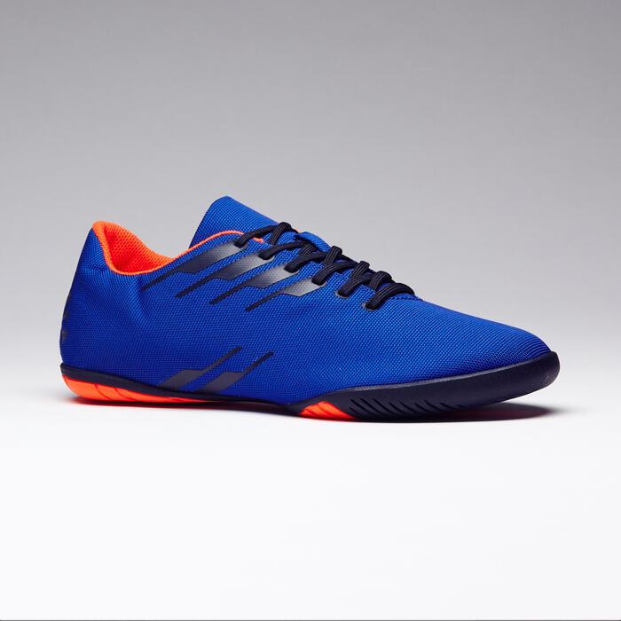 Chaussures de Futsal CLR 300 bleue orange