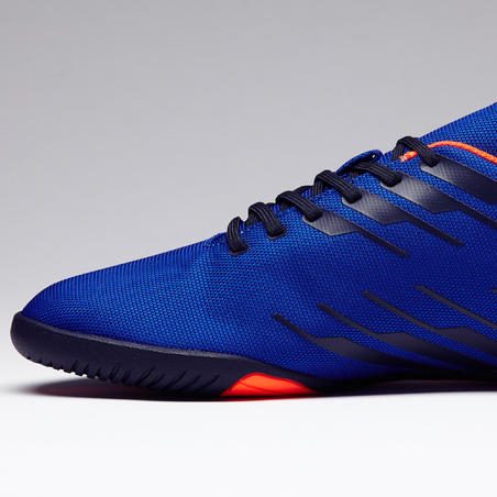 Chaussures de Futsal CLR 300 bleue orange