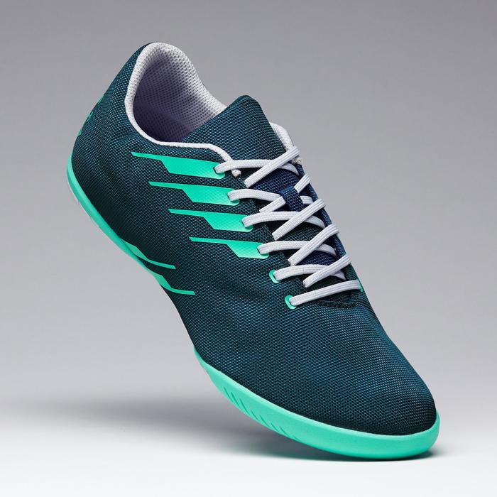 Chaussure de futsal adulte CLR 300 HG sala bleue - 1279790