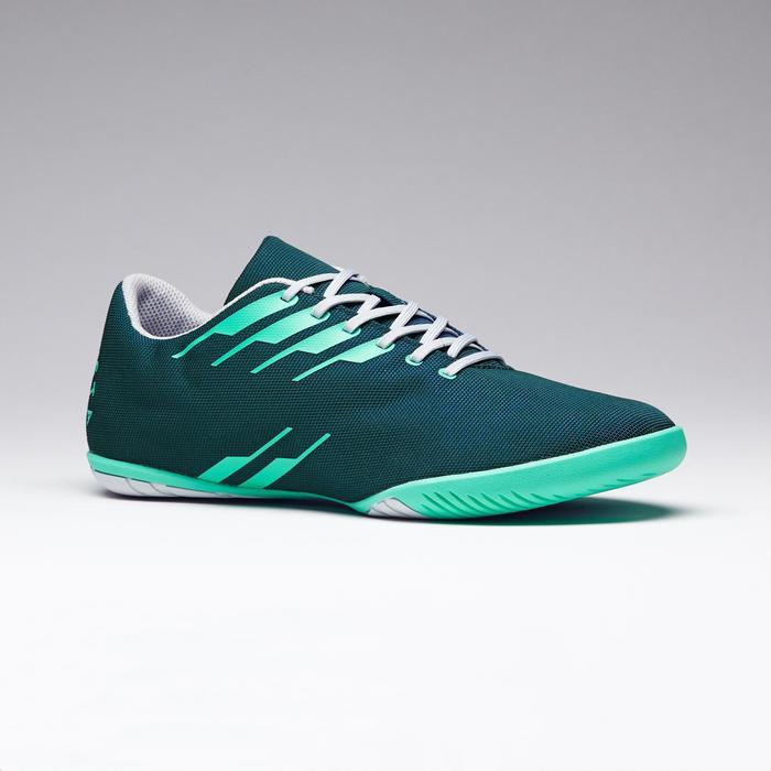Chaussure de futsal adulte CLR 300 HG sala bleue - 1279791