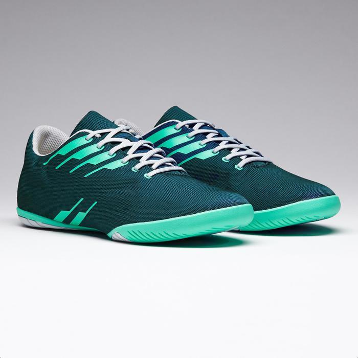 Chaussure de futsal adulte CLR 300 HG sala bleue - 1279797