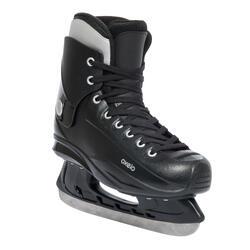 Heren schaatsen FIT50 zwart