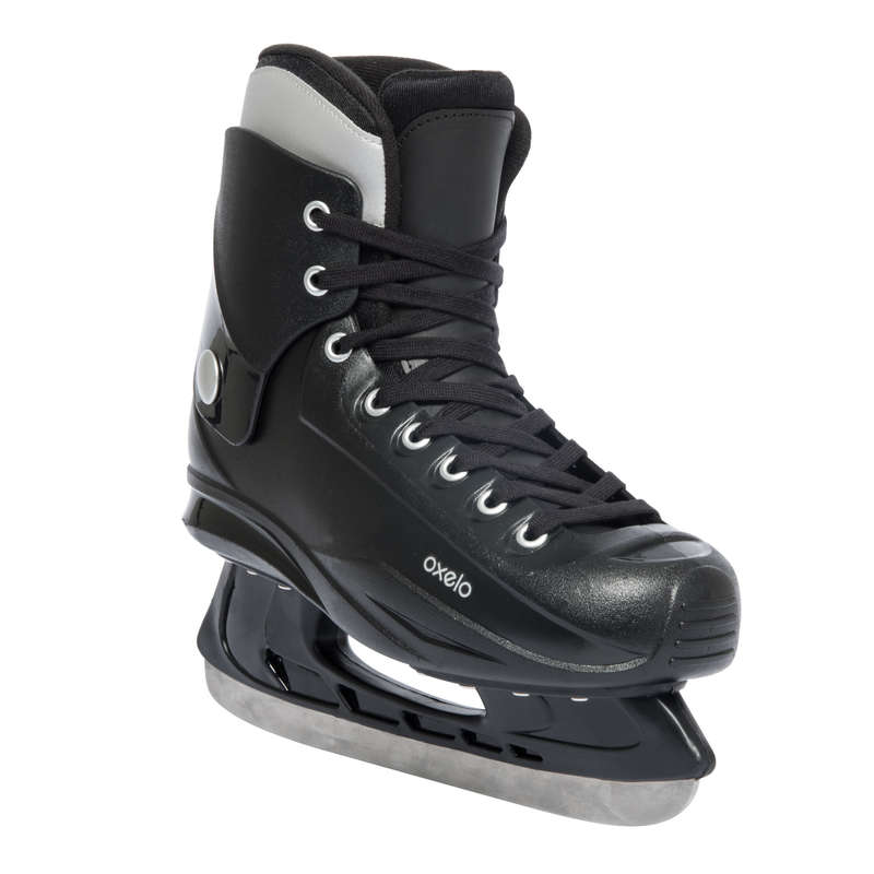 ADULT FITNESS ICE SKATES Ice Skating - Fit50 Ice Skates OXELO - Ice Skating