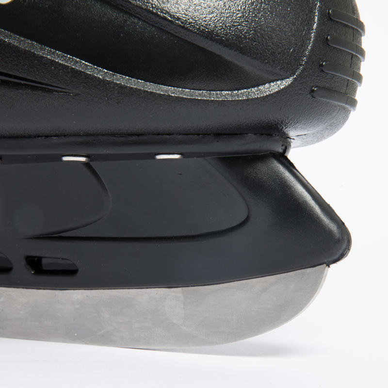 รองเท้าไอซ์สเก็ตรุ่น Fit50 (สีดำ)