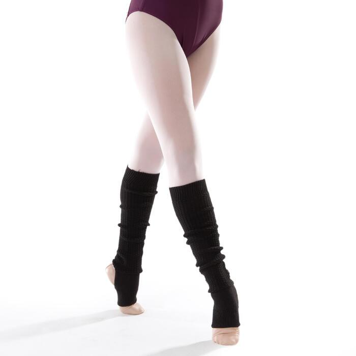 Tanzstulpen Damen schwarz